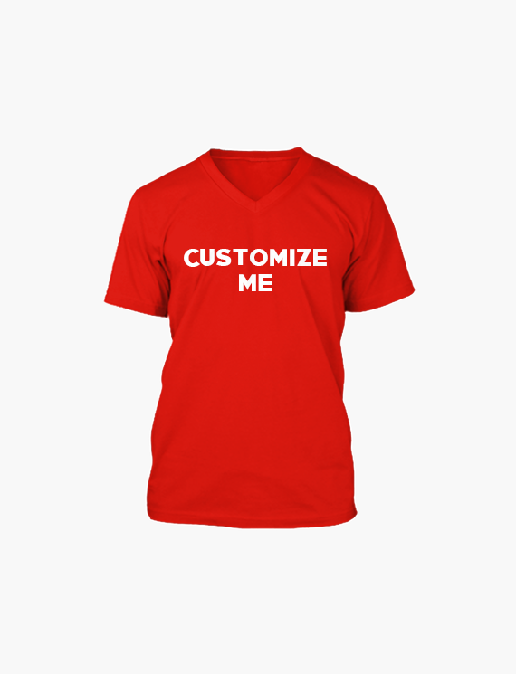 custom_vneck_tshirt_front_red